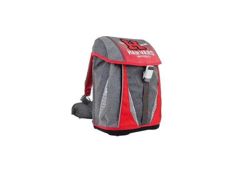 Рюкзак школьный каркасный YES. H-32 Harvard