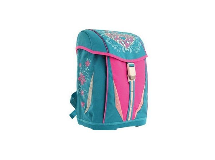 Рюкзак школьный каркасный YES. H-32 Heart