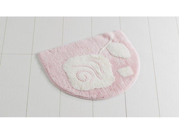 Коврик для ванной Chilai Home. Pinkie Pembe