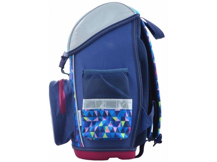 Рюкзак каркасный 1 Вересня. H-26 Frozen