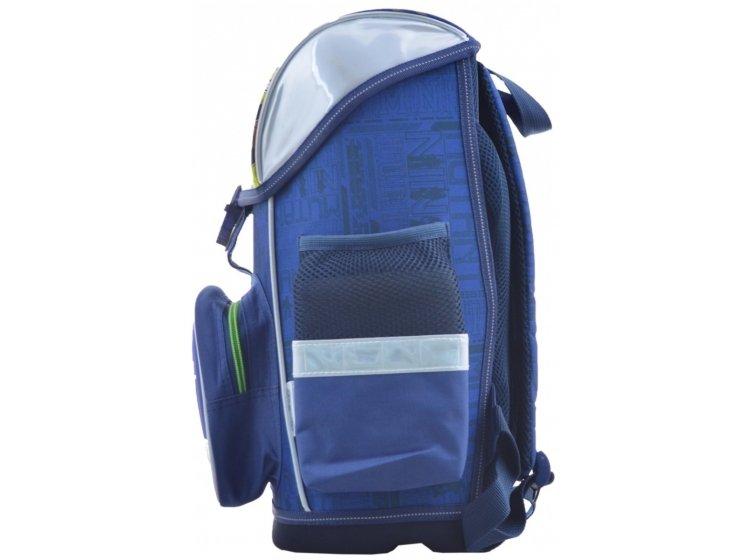Рюкзак каркасный 1 Вересня. H-26 Turtles