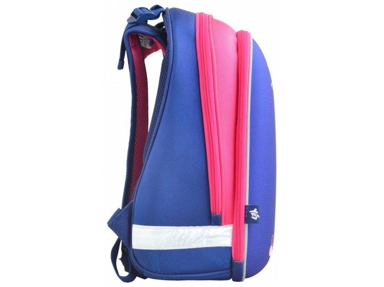 Рюкзак каркасный YES. H-12 Owl blue