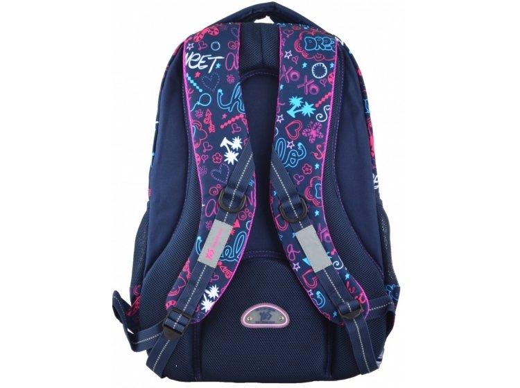 Рюкзак молодежный 2в1 YES. T-40 Sweet