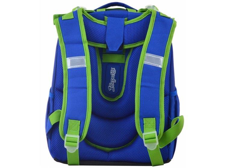 Рюкзак каркасный 1 Вересня. H-25 Ninja Turtles