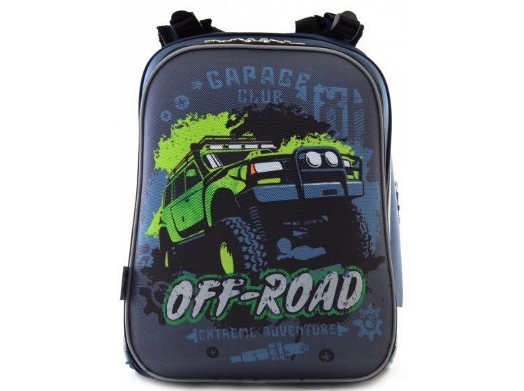 Рюкзак каркасный 1 Вересня. H-12 Off-road