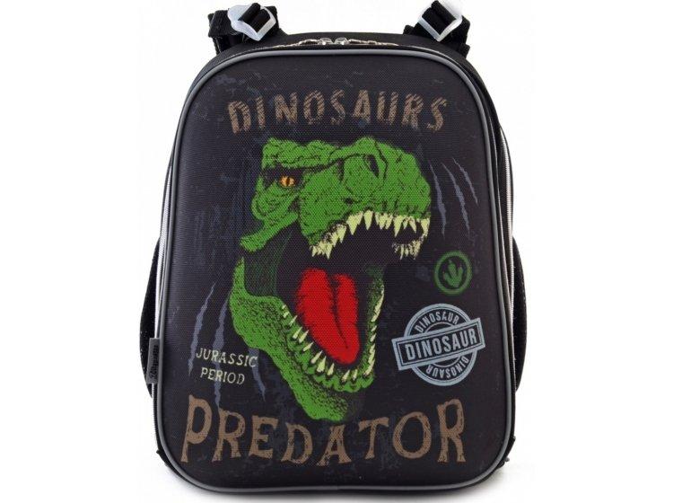 Рюкзак каркасный 1 Вересня. H-12-2 Dinosaurs