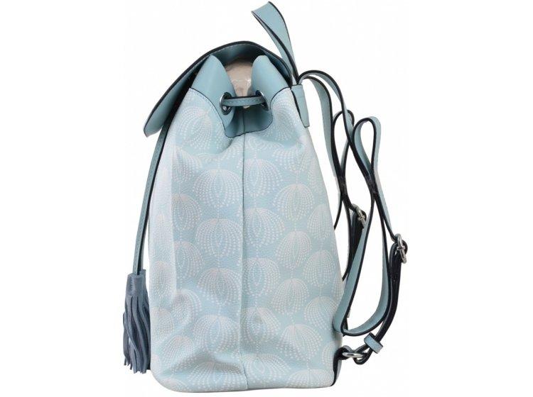 Рюкзак молодежный YES Weekend. YW-25 серо-голубой