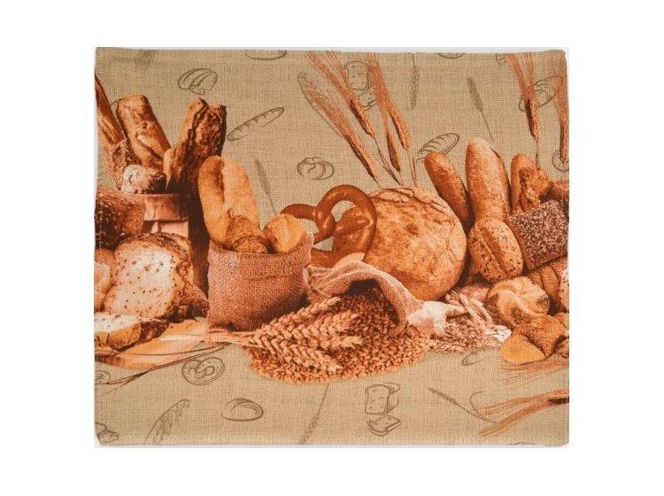 Вафельное кухонное полотенце Home Line. 131434