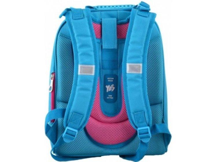 Рюкзак каркасный 1 Вересня. H-12-1 Owl