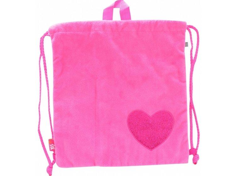 Сумка-мешок детская YES. SB-14 Heart