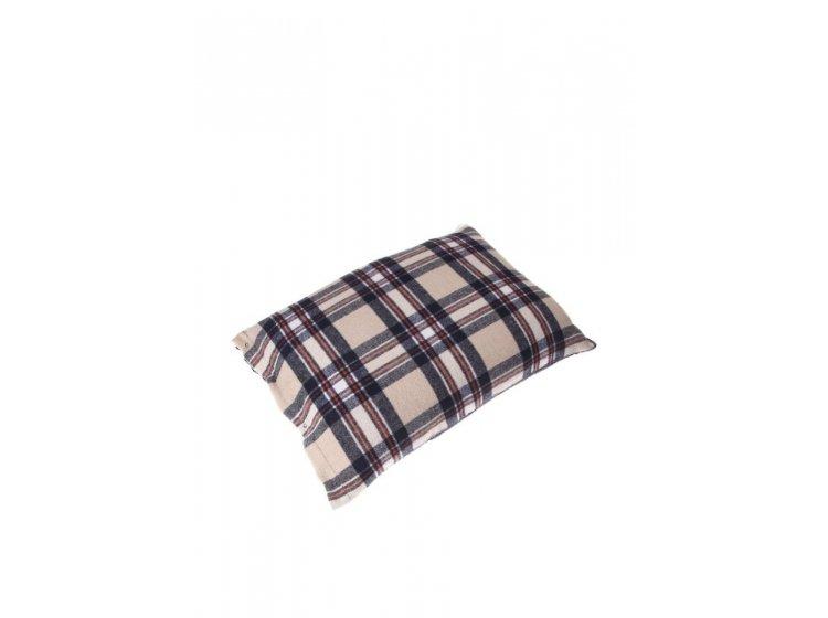Плед-одеяло-пончо-подушка Home Line оранжевый