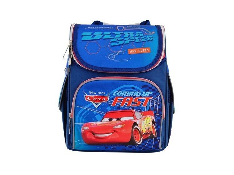 Рюкзак каркасный 1 Вересня. H-11 Cars