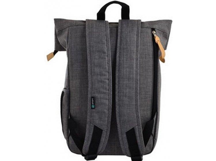 Рюкзак молодежный Smart. T-70 Silver gray