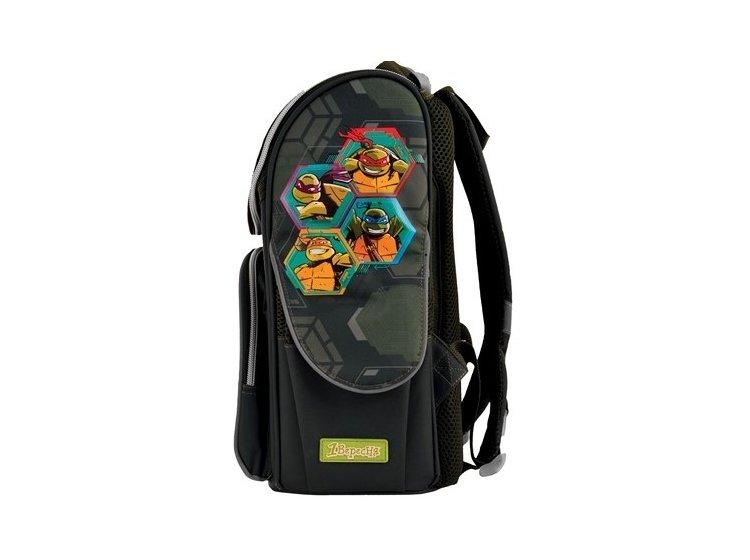 Рюкзак каркасный 1 Вересня. H-11 Tmnt
