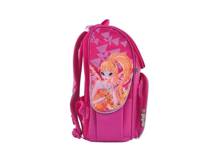 Рюкзак каркасный 1 Вересня. H-11 Winx