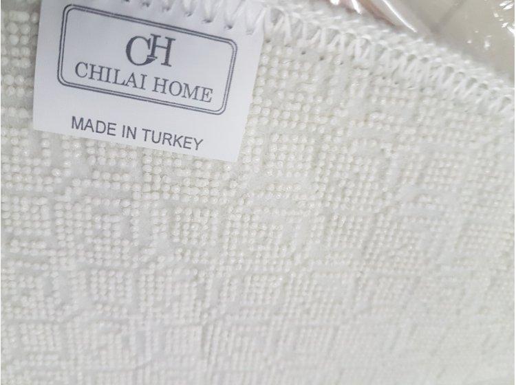 Набор ковриков для ванной Chilai Home. Flowers Djt, антискользящее покрытие