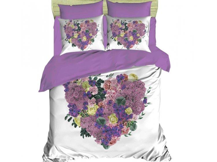 Постельное белье LightHouse. 3D Violette