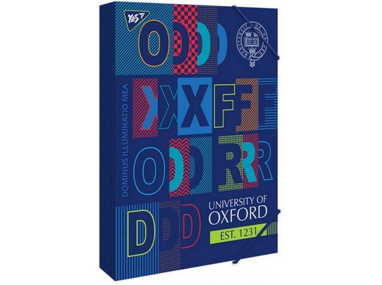 Папка для тетрадей картонная 1 Вересня. В5 Oxford