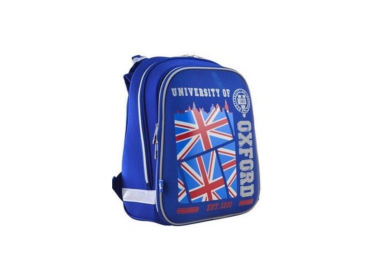 Рюкзак школьный каркасный YES. H-12 Oxford