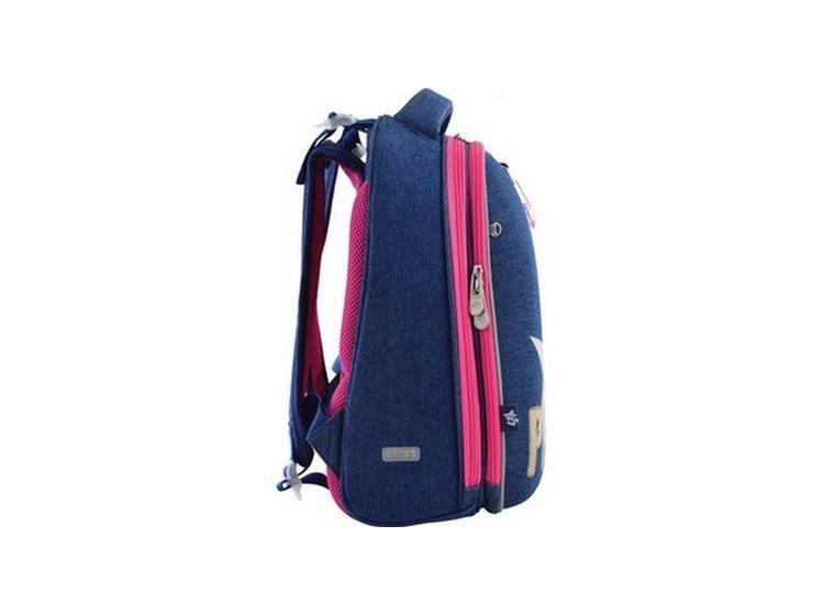 Рюкзак школьный каркасный YES. H-12 Princess