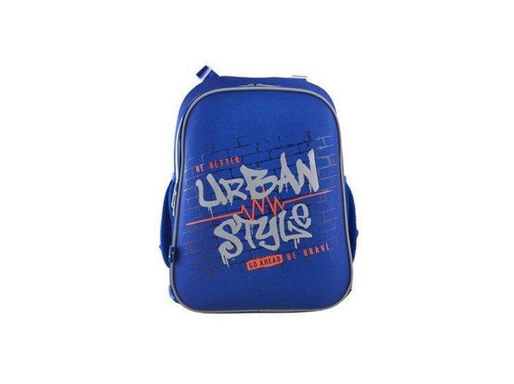 Рюкзак школьный каркасный YES. H-12 Urban Style