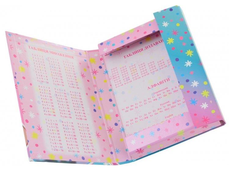 Папка для тетрадей картонная 1 Вересня. В5 Barbie