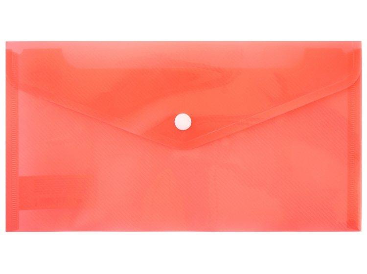 Папка-конверт на кнопке YES. A5 Bright тревел в ассортименте