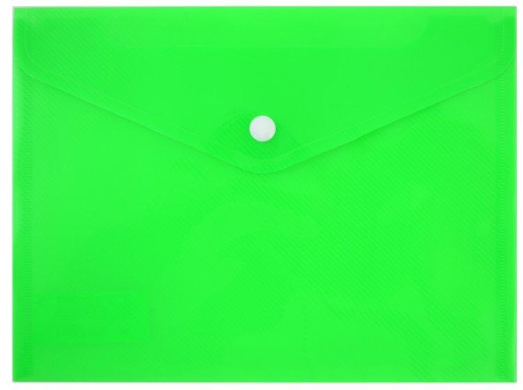 Папка-конверт на кнопке YES. A5 Bright в ассортименте