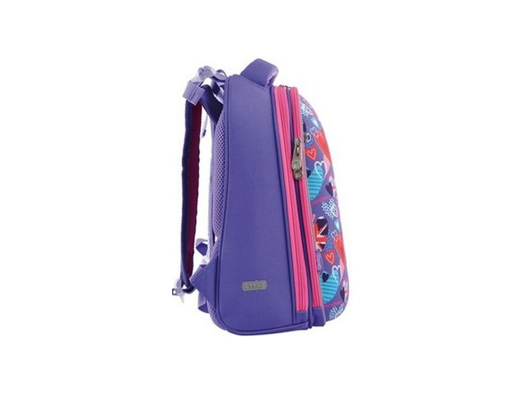 Рюкзак школьный каркасный YES. H-12 Fantasy