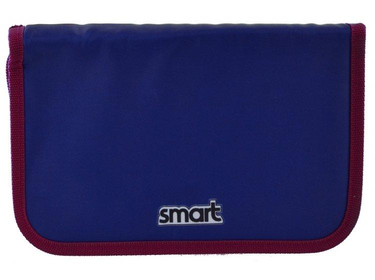 Пенал твердый одинарный с клапаном Smart. HP-03 Drift Star, 13смх3,6 см
