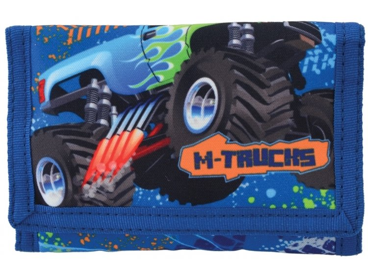 Кошелек YES. M-Trucks