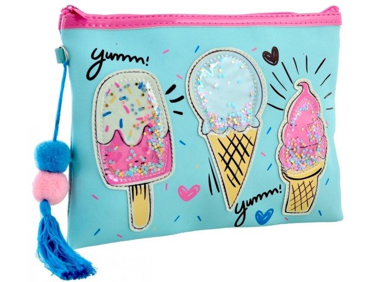 Пенал-косметичка YES. TP-13 Ice Cream