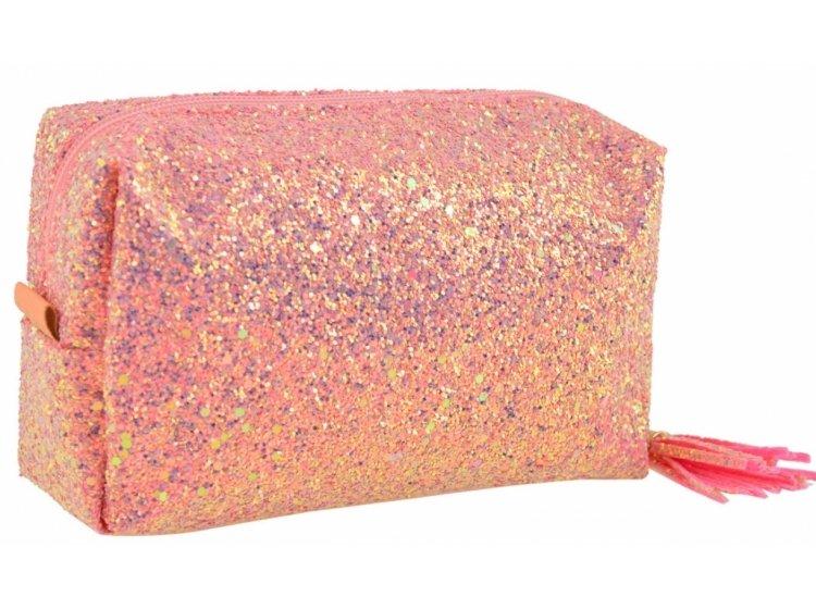 Пенал-косметичка YES Weekend. Supra розовая