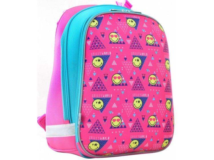 Рюкзак каркасный YES. H-12 Smiley