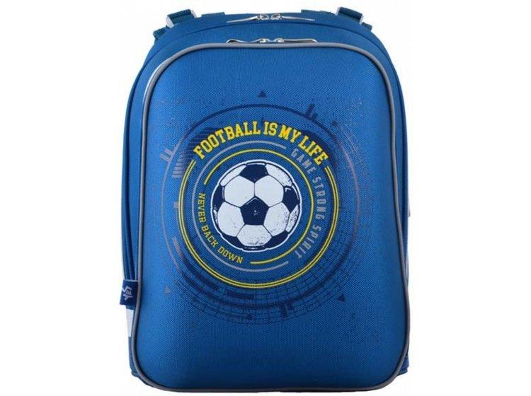 Рюкзак каркасный 1 Вересня. H-12 Football
