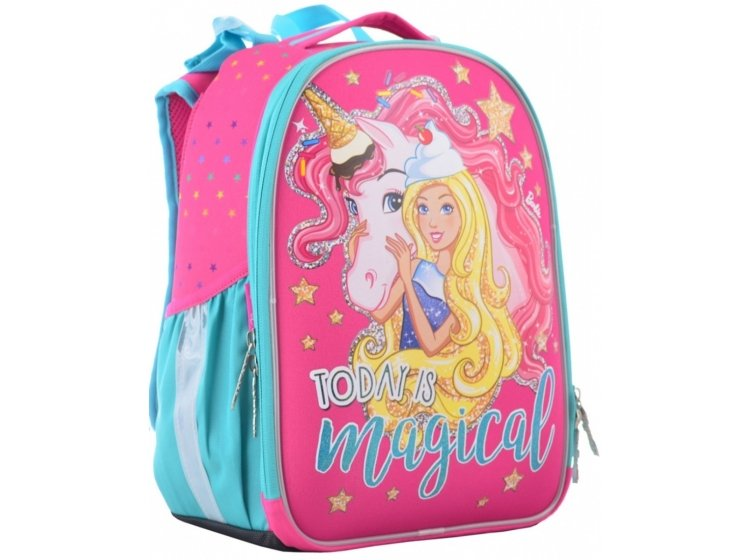 Рюкзак каркасный 1 Вересня. H-25 Unicorn