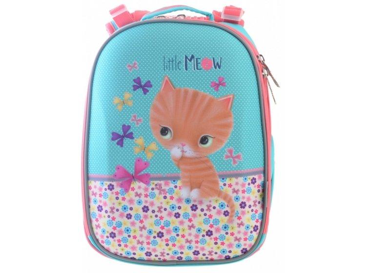 Рюкзак каркасный 1 Вересня. H-25 Cat