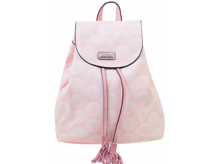 Рюкзак молодежный YES Weekend. YW-25 розовый