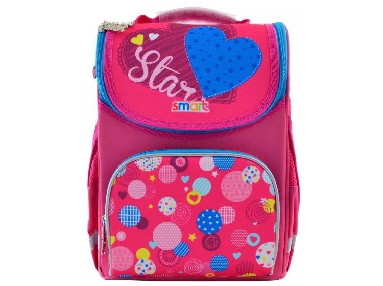Рюкзак каркасный Smart. PG-11 Сolourful spots