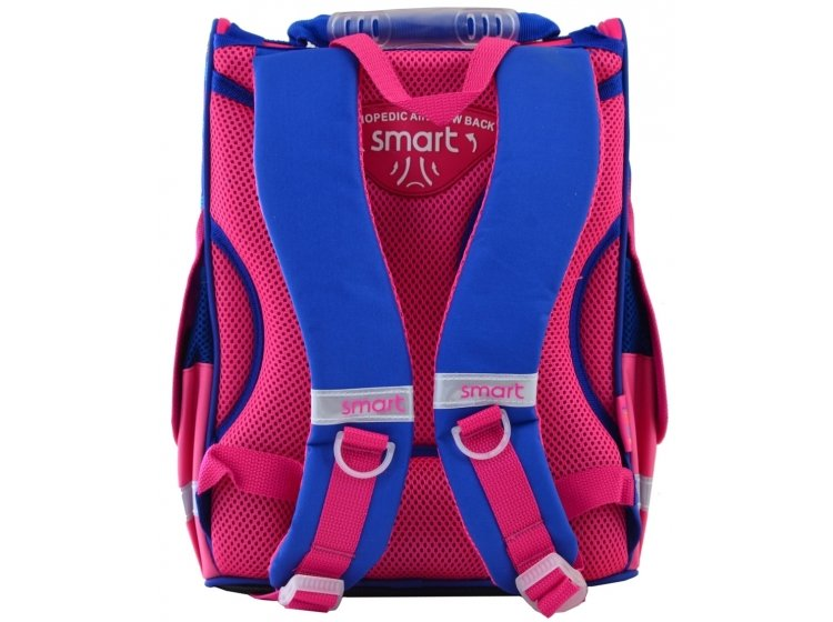 Рюкзак каркасный Smart. PG-11 Cool Princess