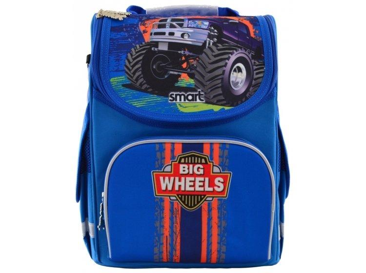 Рюкзак каркасный Smart. PG-11 Big Wheels