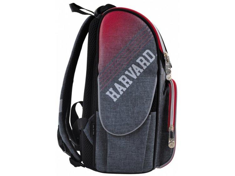 Рюкзак школьный каркасный YES. H-11 Harvard