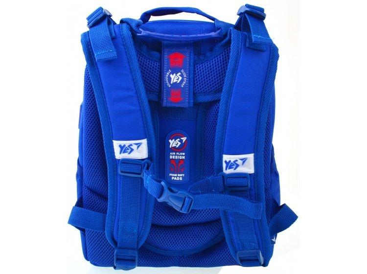 Рюкзак школьный каркасный YES. H-25 Born To Play