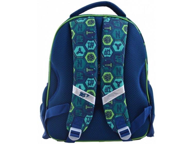 Рюкзак школьный YES. S-22 Tmnt