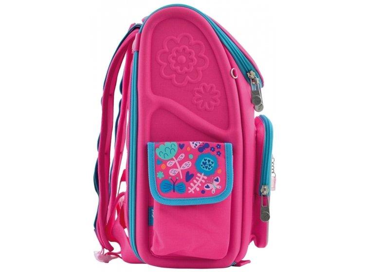 Рюкзак школьный каркасный YES. H-17 Cute