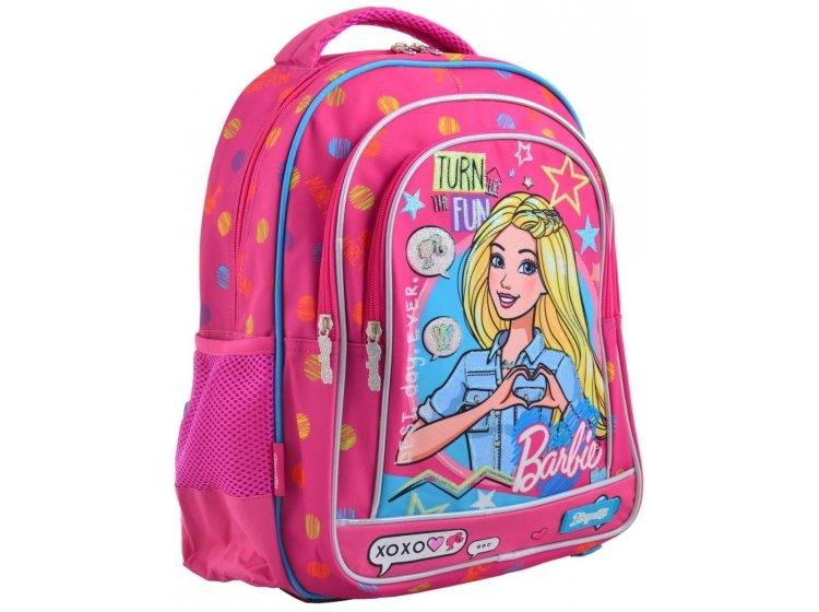 Рюкзак школьный 1 Вересня. S-22 Barbie