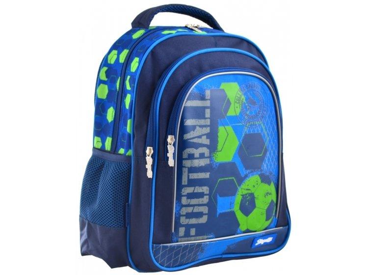 Рюкзак школьный 1 Вересня. S-22 Football