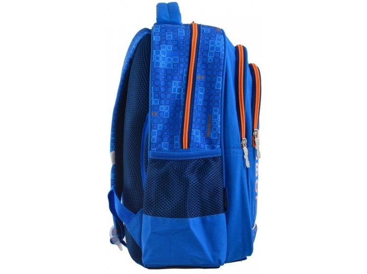 Рюкзак школьный 1 Вересня. S-22 Steel Force
