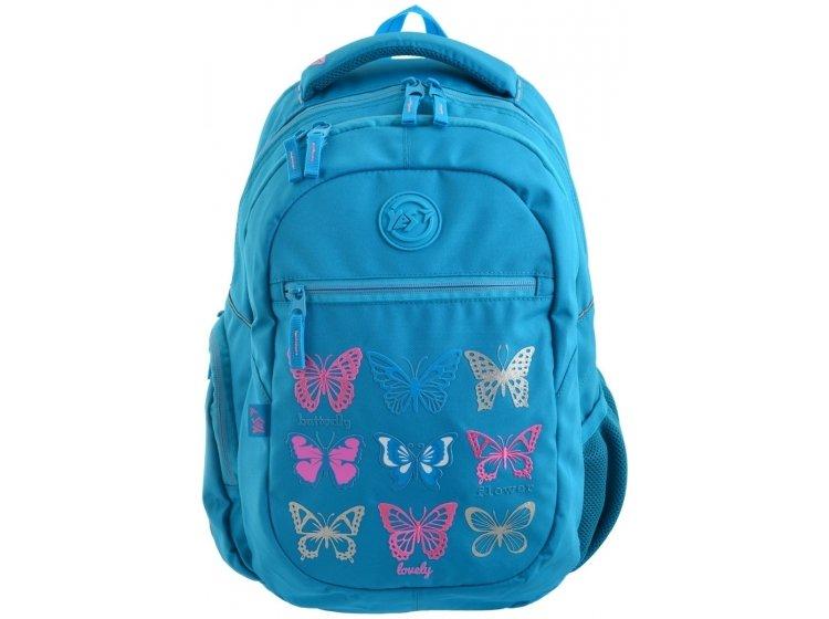 Рюкзак школьный YES. T-23 Butterfly mood