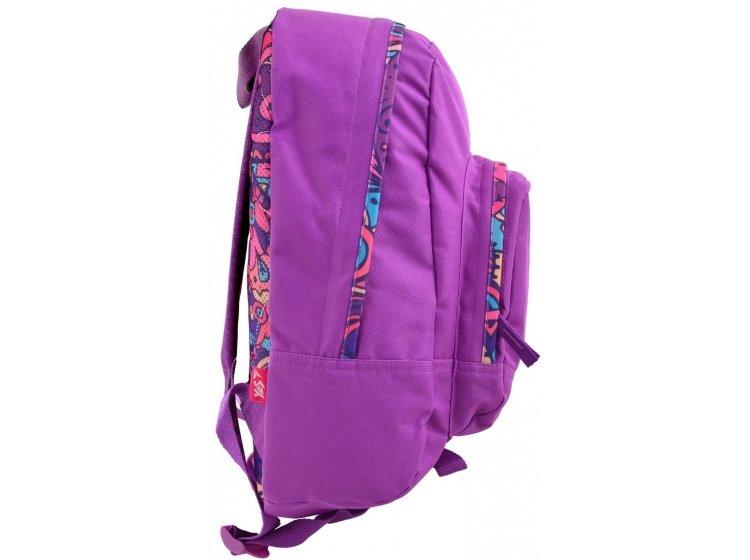 Рюкзак молодежный YES. ST-41 Burgundy